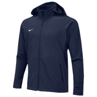 Nike Team Sphere Hybrid Jacket - Men's - Navy / Navy