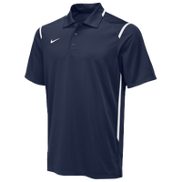 Nike Team Gameday Polo - Men's - Navy / White