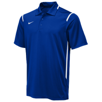 Nike Team Gameday Polo - Men's - Blue / White