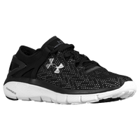 Under Armour Speedform Fortis - Women's - Black / White