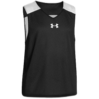 Under Armour Team Ripshot Pinny - Men's - Black / White