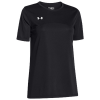 Under Armour Team Golazo Jersey - Women's - All Black / Black