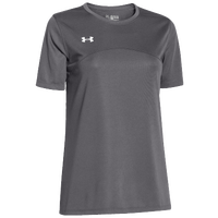 Under Armour Team Golazo Jersey - Women's - Grey / Grey