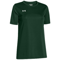 Under Armour Team Golazo Jersey - Women's - Dark Green / Dark Green