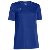 Under Armour Team Golazo Jersey - Women's - Blue / Blue