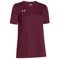 Under Armour Team Golazo Jersey - Women's - Maroon / Maroon