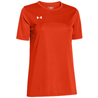 Under Armour Team Golazo Jersey - Women's - Orange / Orange