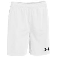 Under Armour Team Golazo Shorts - Women's - All White / White