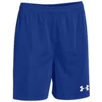 Under Armour Team Golazo Shorts - Women's - Blue / Blue