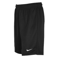 Nike Team Equalizer Knit Shorts - Boys' Grade School - All Black / Black