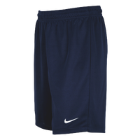 Nike Team Equalizer Knit Shorts - Boys' Grade School - Navy / Navy