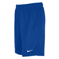 Nike Team Equalizer Knit Shorts - Boys' Grade School - Blue / Blue