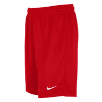 Nike Team Equalizer Knit Shorts - Boys' Grade School - Red / Red