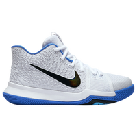 Nike Kyrie 3 - Boys' Grade School - White / Black