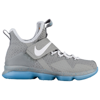 Nike LeBron 14 - Boys' Grade School -  LeBron James - Grey / Blue