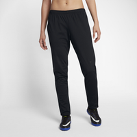 Nike Academy Knit Pants - Women's - All Black / Black