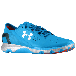 Under Armour Speedform Apollo - Men's - Electric Blue/Metallic Silver