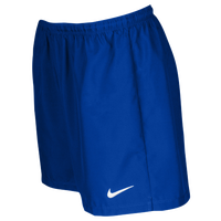 Nike Team Laser Woven Shorts - Women's - Blue / Blue