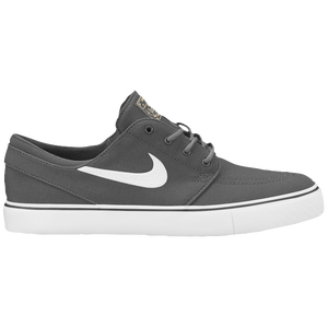 Nike SB Zoom Stefan Janoski - Men's - Dark Grey/White/Gum Light Brown
