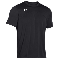 Under Armour Team Golazo Jersey - Men's - All Black / Black