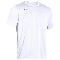 Under Armour Team Golazo Jersey - Men's - All White / White