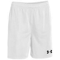 Under Armour Team Golazo Shorts - Men's - All White / White