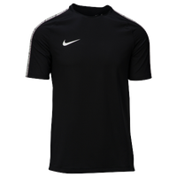 Nike Breathe Squad Short Sleeve Top - Men's - Black / White