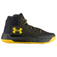 Under Armour Curry 3Zero - Boys' Grade School -  Stephen Curry - Black / Yellow