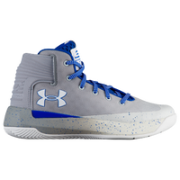 Under Armour Curry 3Zero - Boys' Grade School -  Stephen Curry - White / Blue