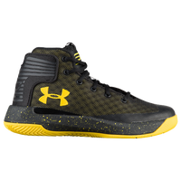 Under Armour Curry 3Zero - Boys' Preschool -  Stephen Curry - Black / Yellow