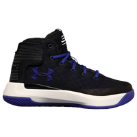 Under Armour Curry 3Zero - Boys' Preschool -  Stephen Curry - Black / White