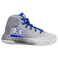 Under Armour Curry 3Zero - Boys' Preschool -  Stephen Curry - Grey / Blue