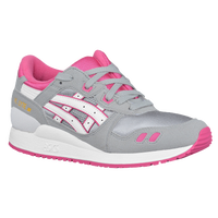 ASICS� Gel-Lyte III - Girls' Grade School - Grey / White
