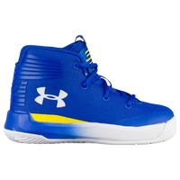 Under Armour Curry 3Zero - Boys' Toddler -  Stephen Curry - Blue / White
