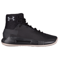 Under Armour Drive 4 - Boys' Grade School - Black / Grey