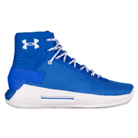 Under Armour Drive 4 - Boys' Grade School - Blue / White