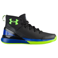 Under Armour X Level Ninja - Boys' Grade School - Black / Blue