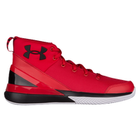Under Armour X Level Ninja - Boys' Grade School - Red / White