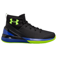 Under Armour X Level Ninja - Boys' Preschool - Black / Blue