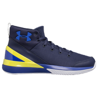 Under Armour X Level Ninja - Boys' Preschool - Navy / Yellow
