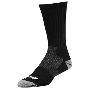 Eastbay EVAPOR Performance Crew Sock - Black
