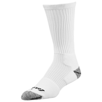 Eastbay EVAPOR Performance Crew Socks - All White / White