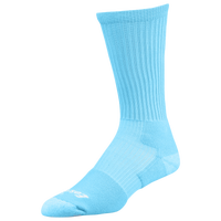 Eastbay EVAPOR Performance Crew Socks - Light Blue / Light Blue
