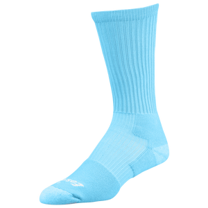 Eastbay EVAPOR Performance Crew Socks - Columbia Blue
