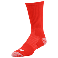 Eastbay EVAPOR Performance Crew Socks - Men's - Red / Red