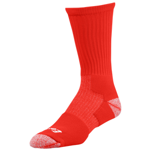 Eastbay EVAPOR Performance Crew Socks - Scarlet