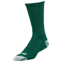 Eastbay EVAPOR Performance Crew Socks - Dark Green / Dark Green