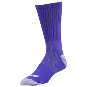 Eastbay EVAPOR Performance Crew Socks - Purple