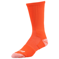 Eastbay EVAPOR Performance Crew Socks - Men's - Orange / Orange