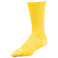 Eastbay EVAPOR Performance Crew Socks - Yellow / Yellow